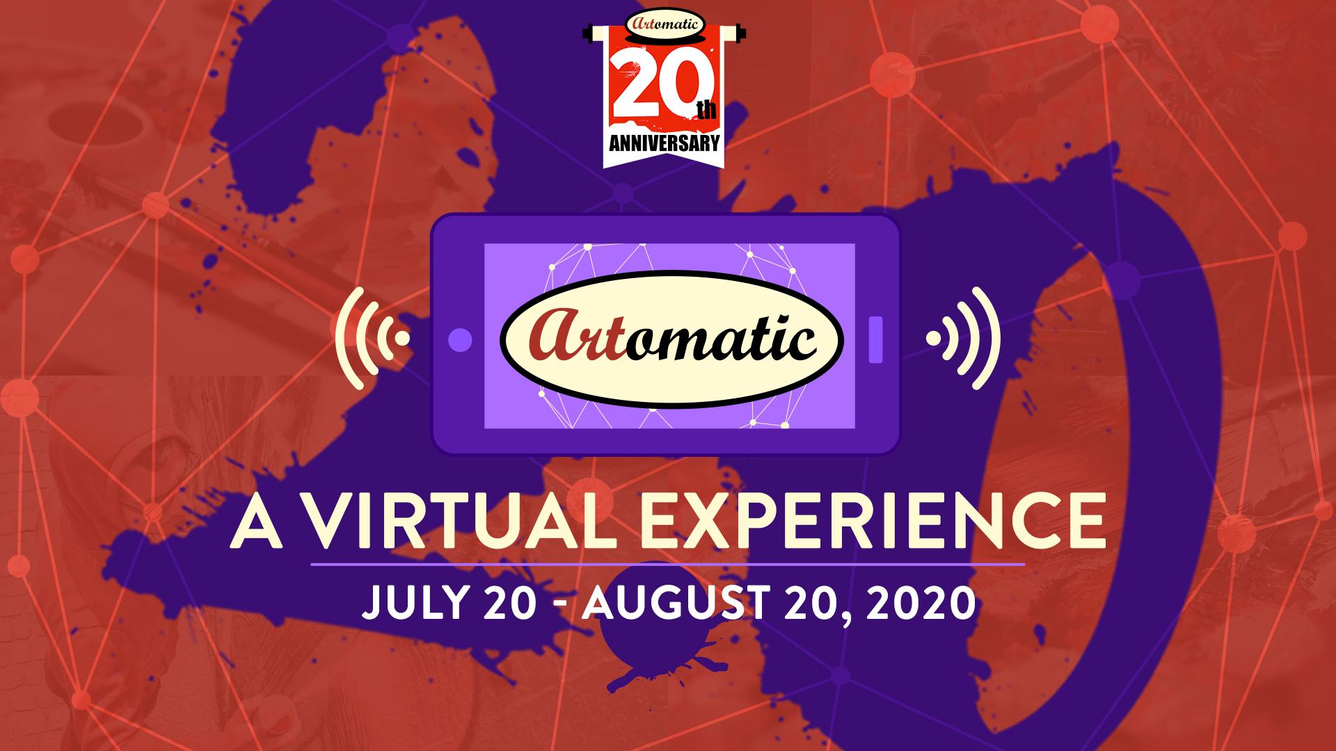 Artomatic 2.0: A Virtual Experience
